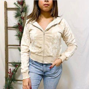 Cotton Citizen Milan Cropped Hoodie